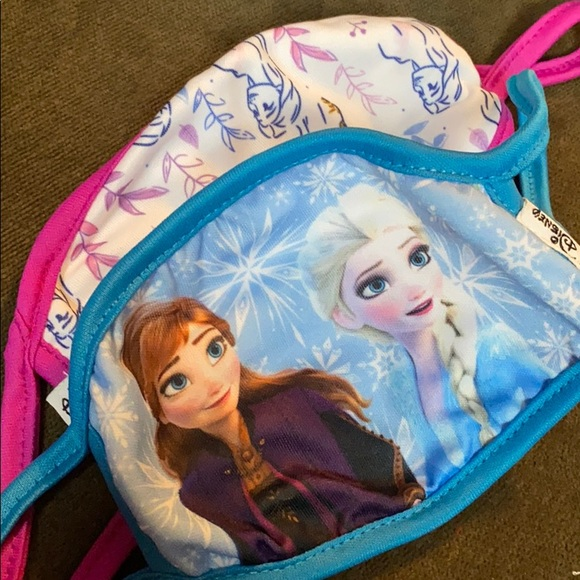 Frozen Kids Masks